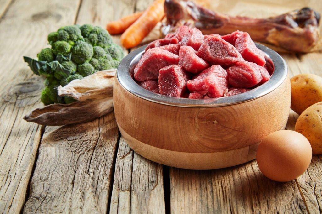 ingredienti dieta barf